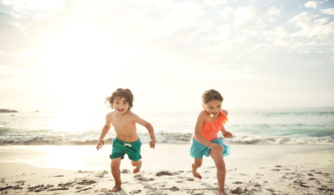 Protege a tus pequeños deportistas del sol