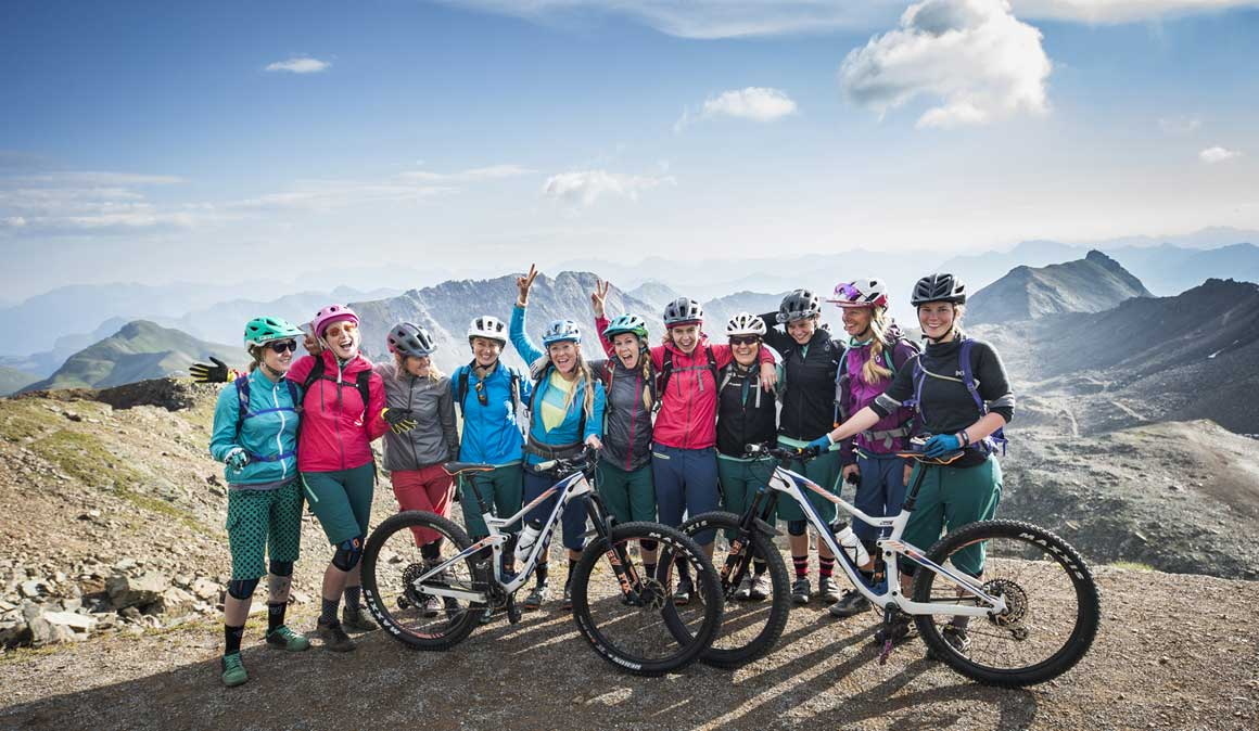 Girls! Las bicicletas son para el verano... o para empezar en verano