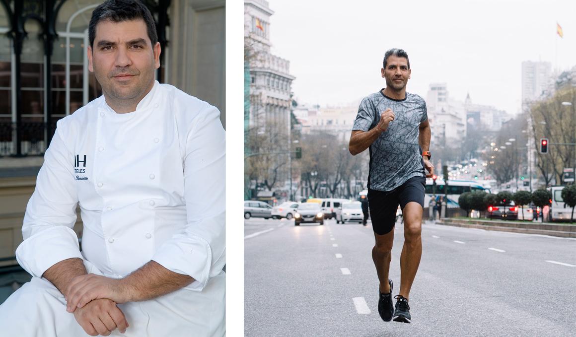 Club pérdida de peso, Paco Roncero, 40 kilos menos haciendo deporte