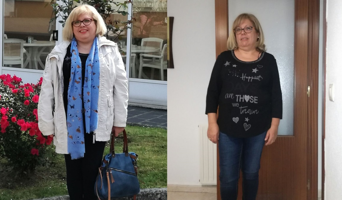Club pérdida de peso: Pilar Mata bajó 11 kilos en solo 6 meses