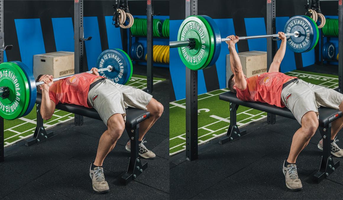 Entrenamiento fitness de alta velocidad