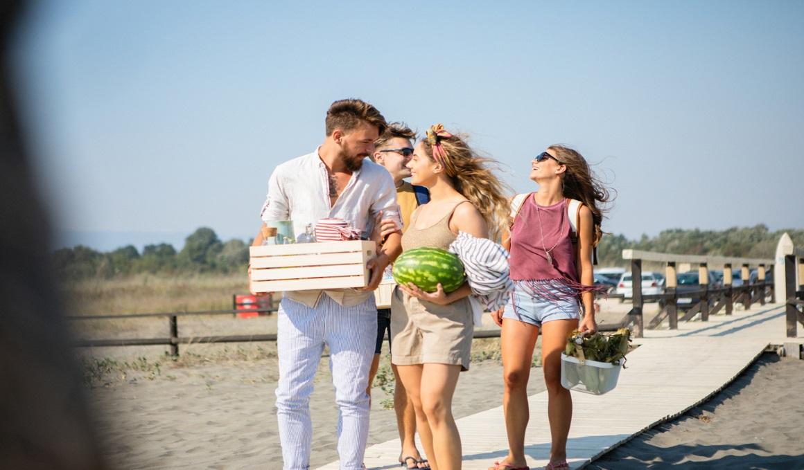 2 menús saludables para llevarte a la playa este verano