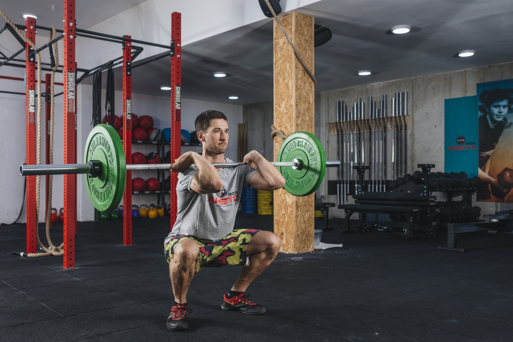 Musculación con transferencia: los mejores ejercicios