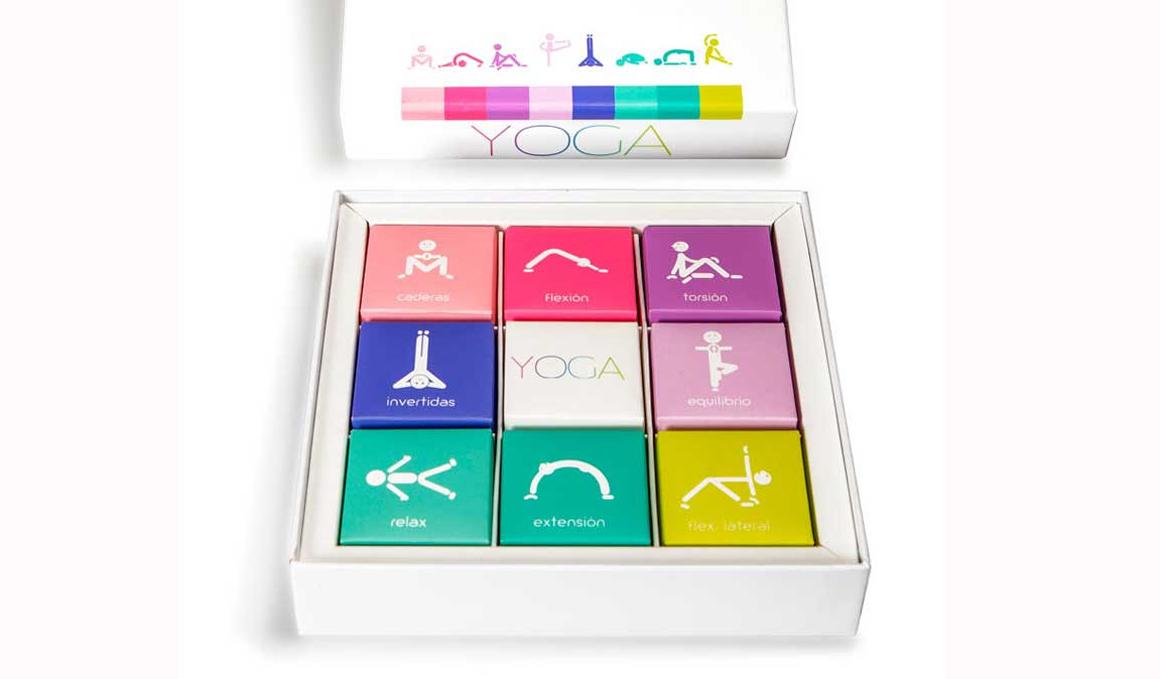 ¡Sorteamos una cajita Yowe de fichas magnéticas para practicar yoga!