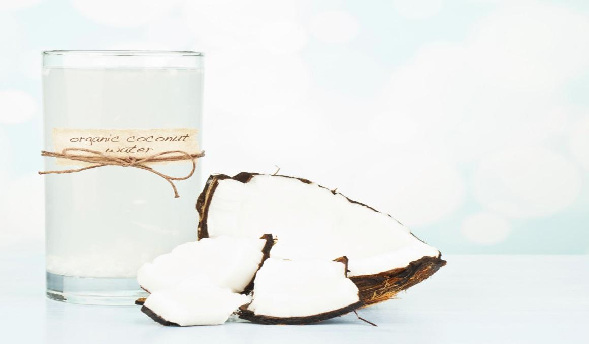 El agua de coco como bebida isotónica