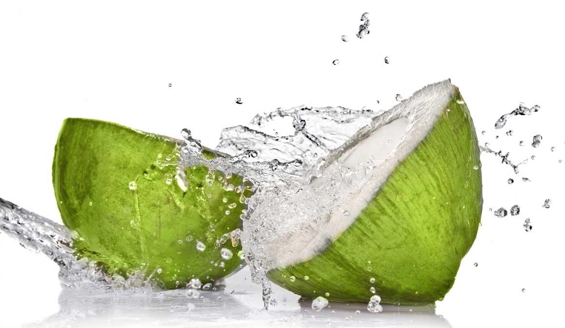 Propiedades, valores nutricionales y recetas con agua de coco