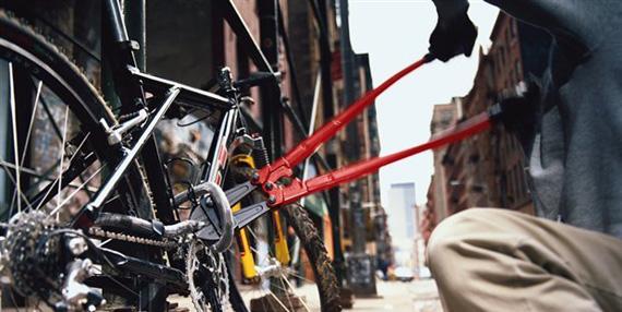 Consejos para reducir el riesgo de que te roben la bici