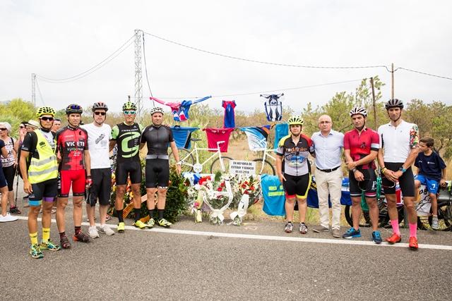 2500 ciclistas se manifiestan por una ley justa