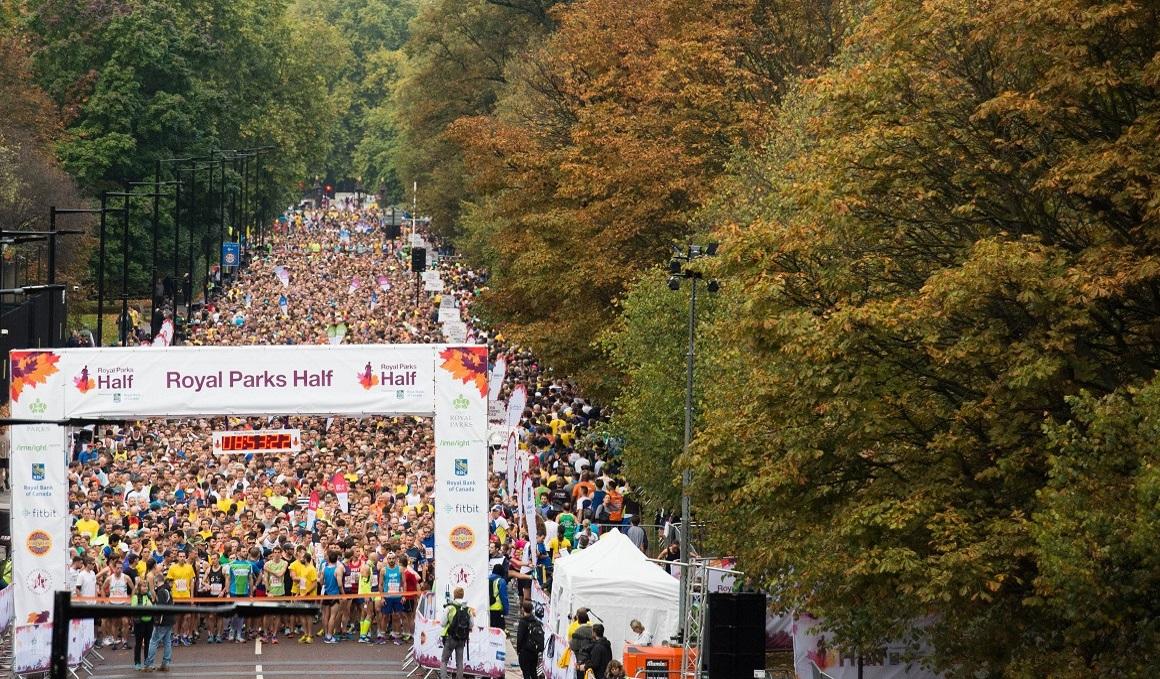 Gana un viaje al Royal Parks Medio Maratón de Londres