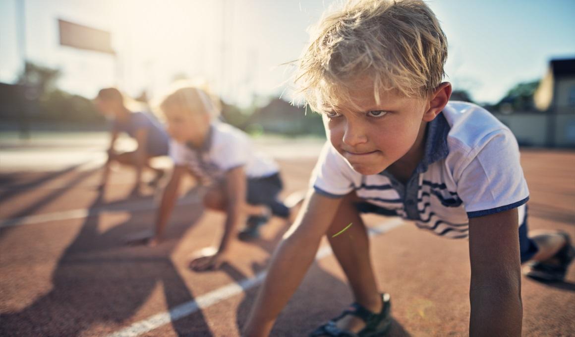 Pequeños deportistas y diabetes
