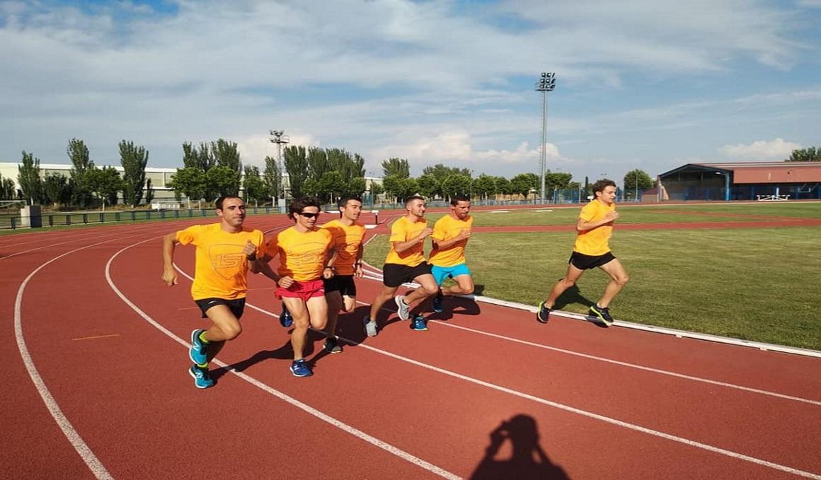 ¡De Fuenlabrada a Santiago por amor al running!