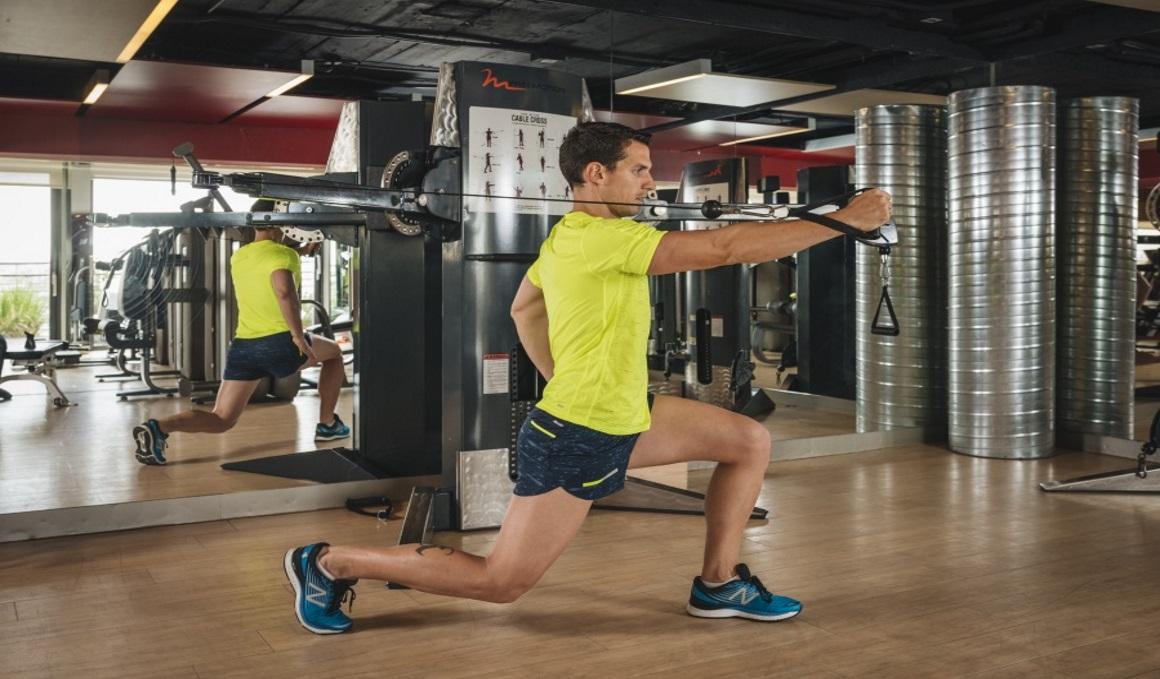 Entrena tus piernas con estos 5 ejercicios