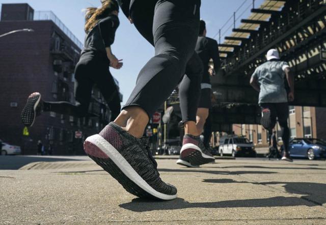 Las nuevas zapatillas de adidas para corredores urbanos