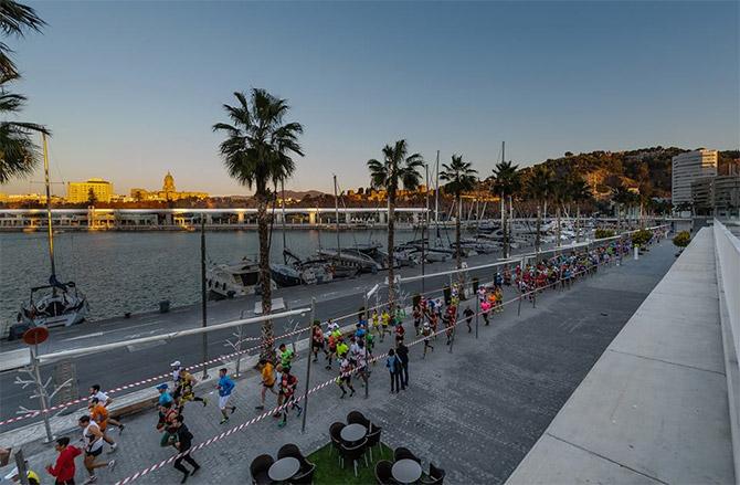 Málaga es Maratón y ahora también Media