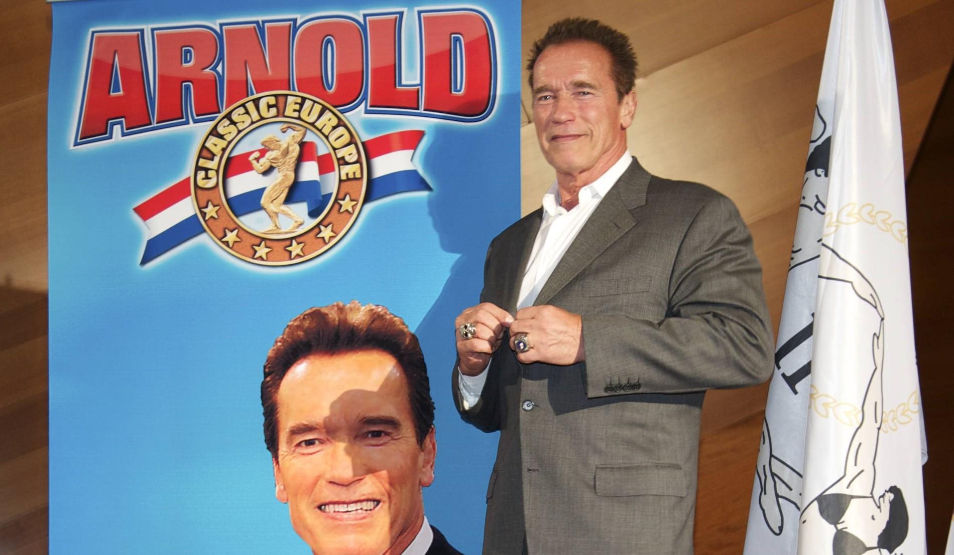 Vuelve la Arnold Classic a Barcelona