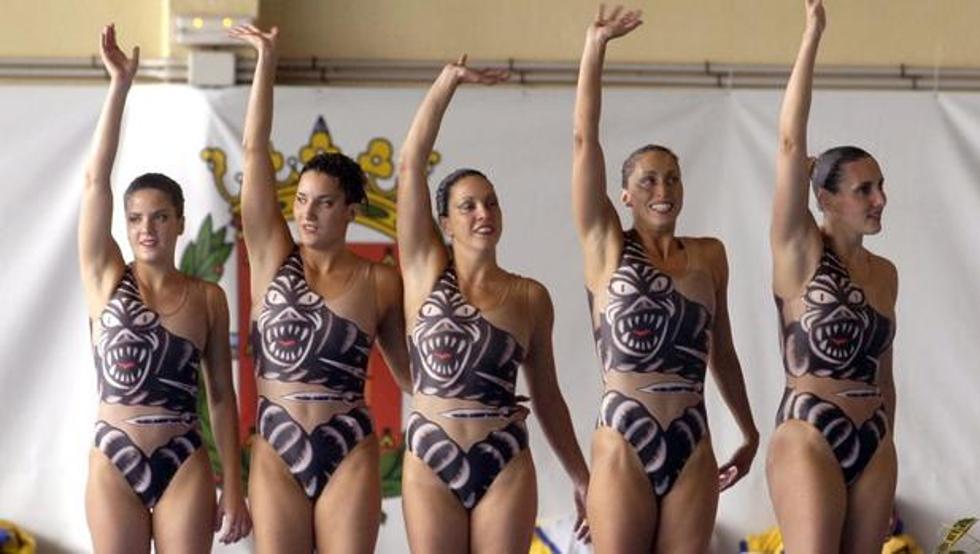 Muere a los 34 años Tina Fuentes, estrella de la natación sincronizada