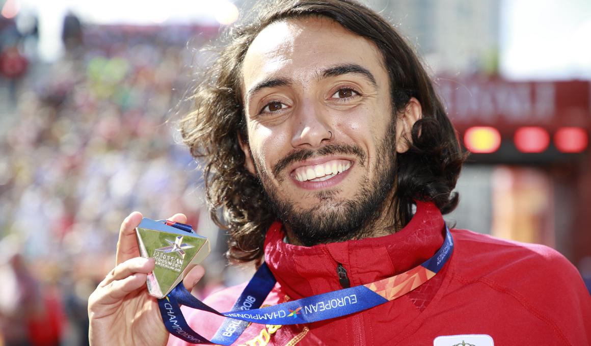 Entrevista Fernando Carro, medalla de plata en el campeonato de Europa de atletismo en 3000 obstáculos
