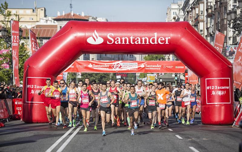 ¡Reserva tu plaza para el Medio Maratón y los 5 km de Santander!