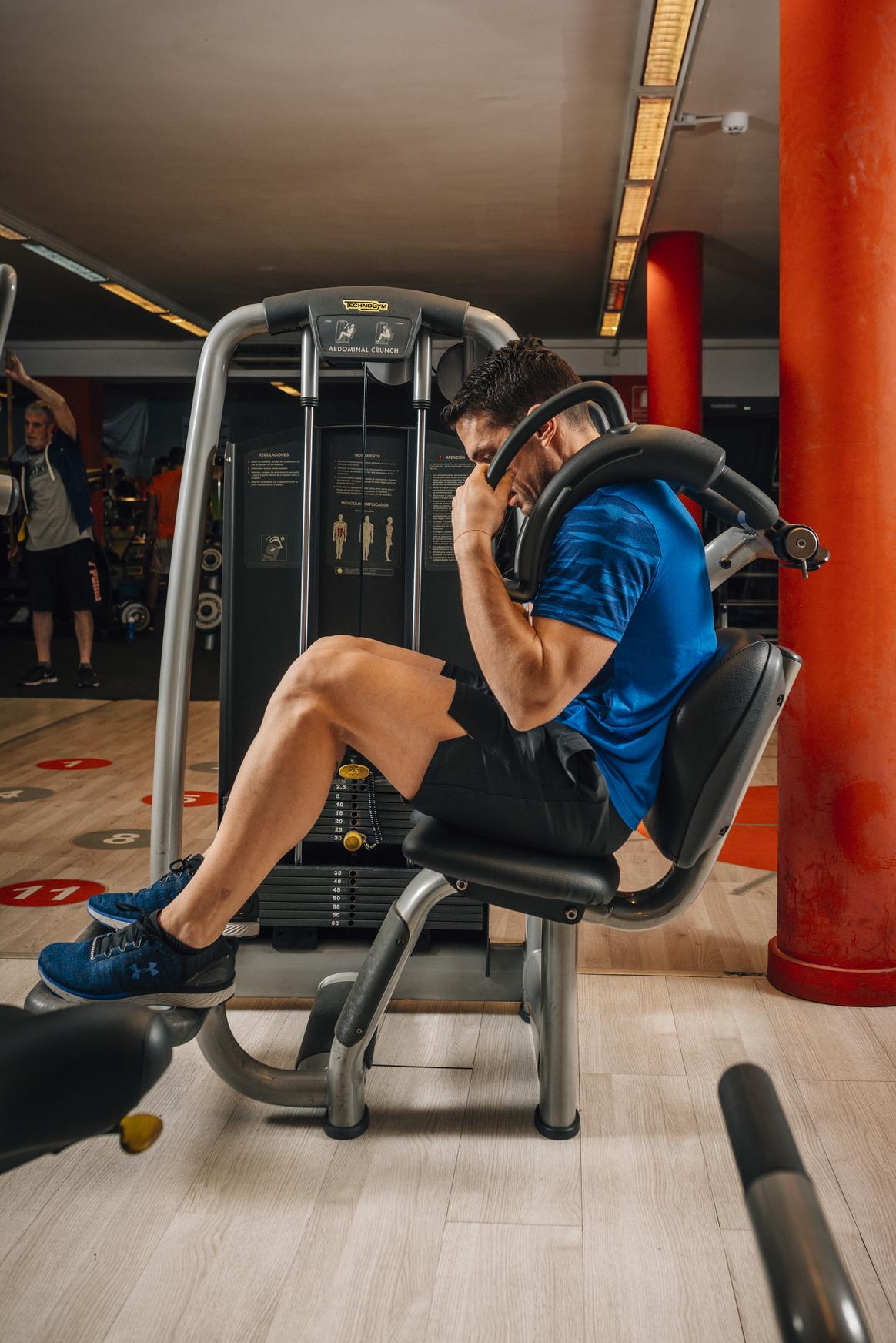Ejercicios que debes evitar en el gimnasio