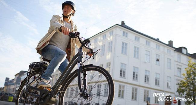 ¿Qué beneficios pueden aportarme mis desplazamientos en bicicleta por la ciudad?