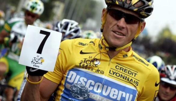 La cadena perpetua de Lance Armstrong