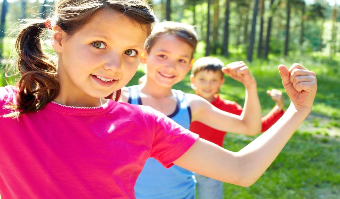 ¿A qué edad deben empezar los niños en el gimnasio?
