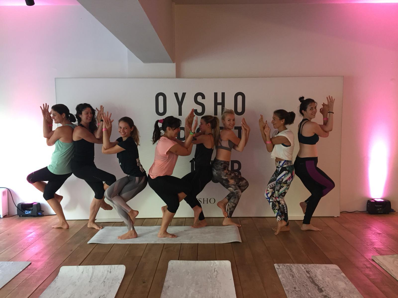 Mañana, último día para visitar gratis el Oysho Sport Hub