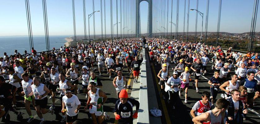 Última semana para conseguir plaza en el Maratón de Nueva York