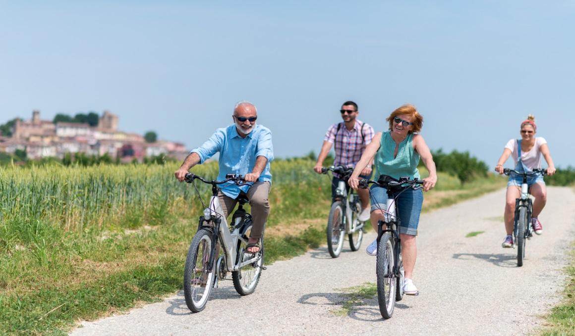 Bicicletas y patinetes se triplican en España