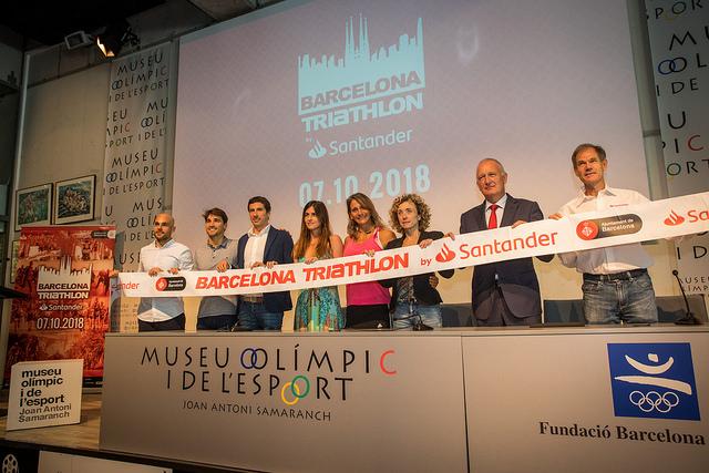 Ultimos días para apuntarte al Triatlón de Barcelona