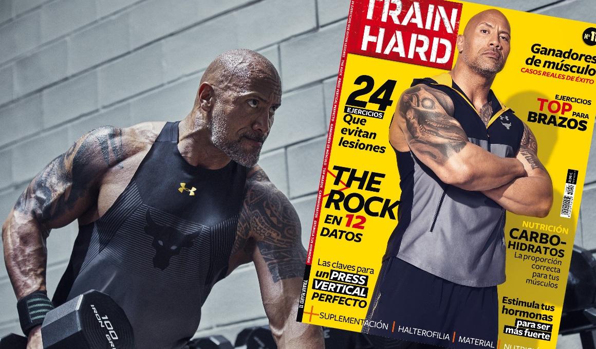 ¡Ya en tu quiosco el número 11 de Train Hard!