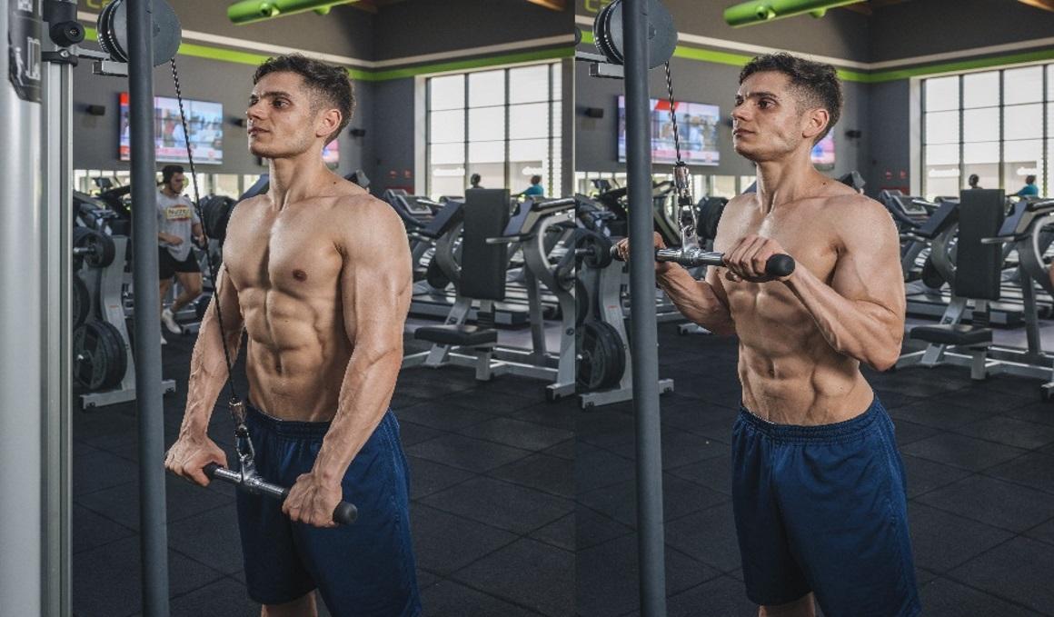 Los mejores ejercicios para el brazo