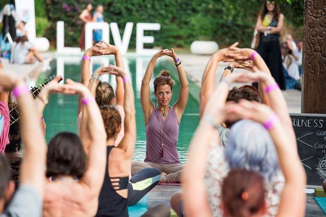 "Entrada gratuita al ""Ibiza Wellness Day"""