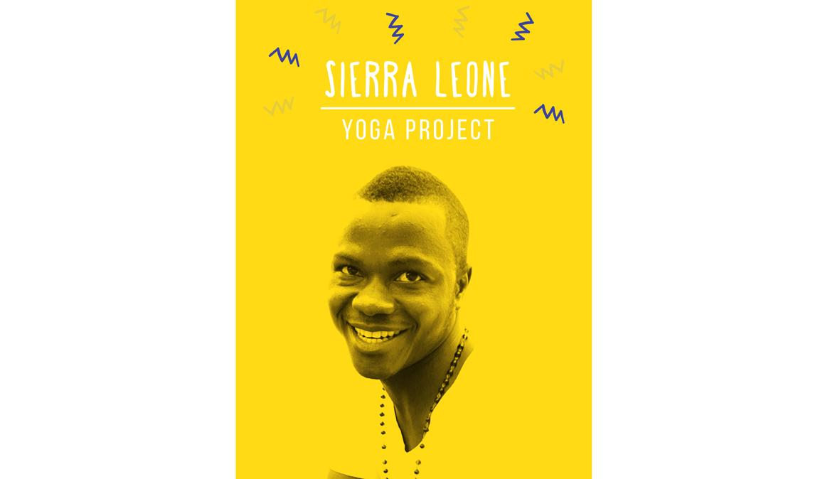 Sierra Leone Yoga Project, cómo unir Yoga, África y un voluntariado