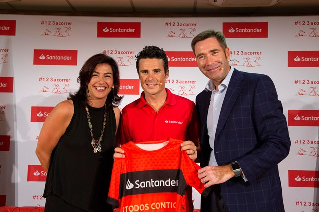 Javi Gómez Noya ante el reto de ser el primer español en ganar el Ironman