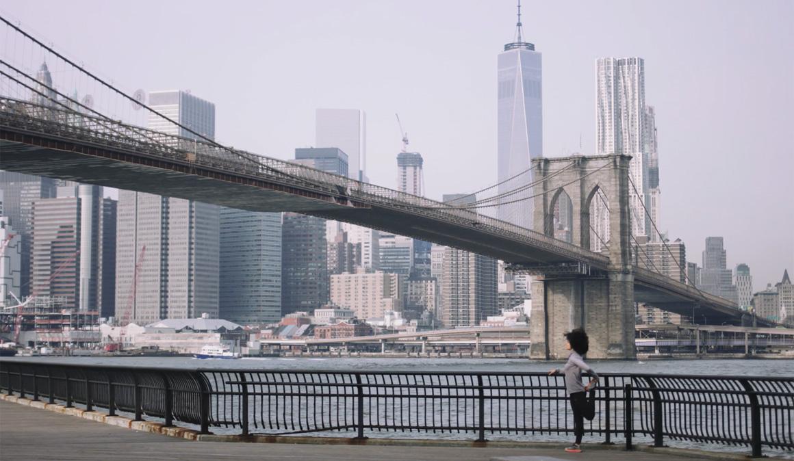 La colección deportiva del Maratón de Nueva York