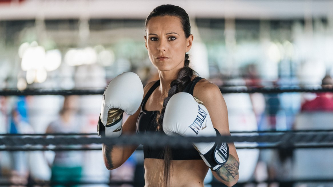 """Joana Pastrana: """"Alguno me pregunta que cómo me subo ahí para que me golpeen"""""""