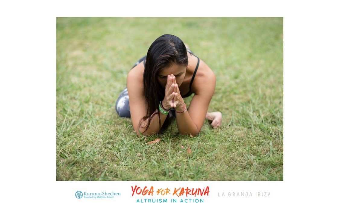 Yoga For Karuna