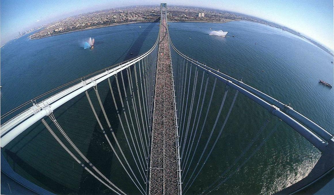 Te invitamos al entrenamiento oficial que el Maratón de Nueva York y New Balance organizan en Madrid