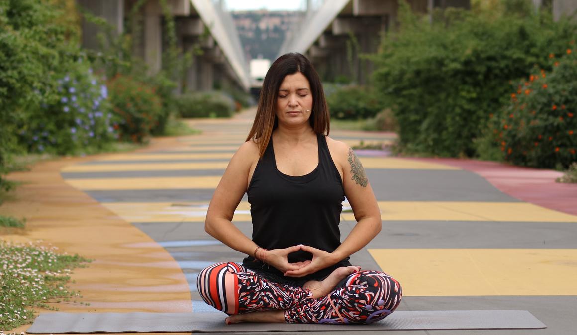 Las nueve respiraciones de Yoga Tibetano