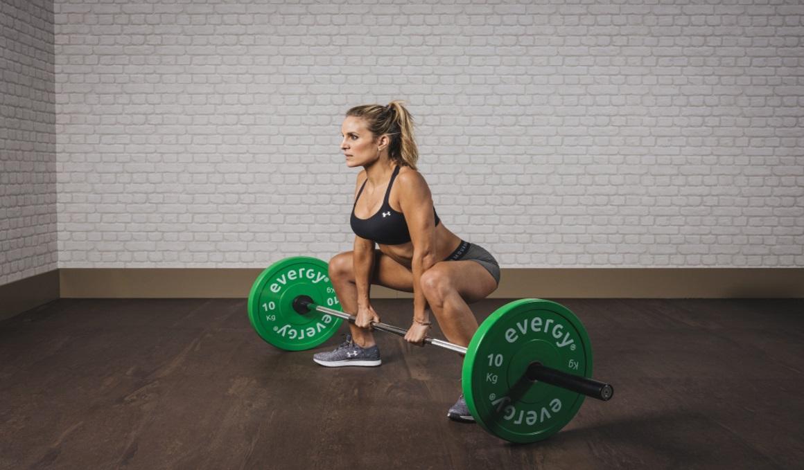 Evita riesgos con el peso muerto sumo