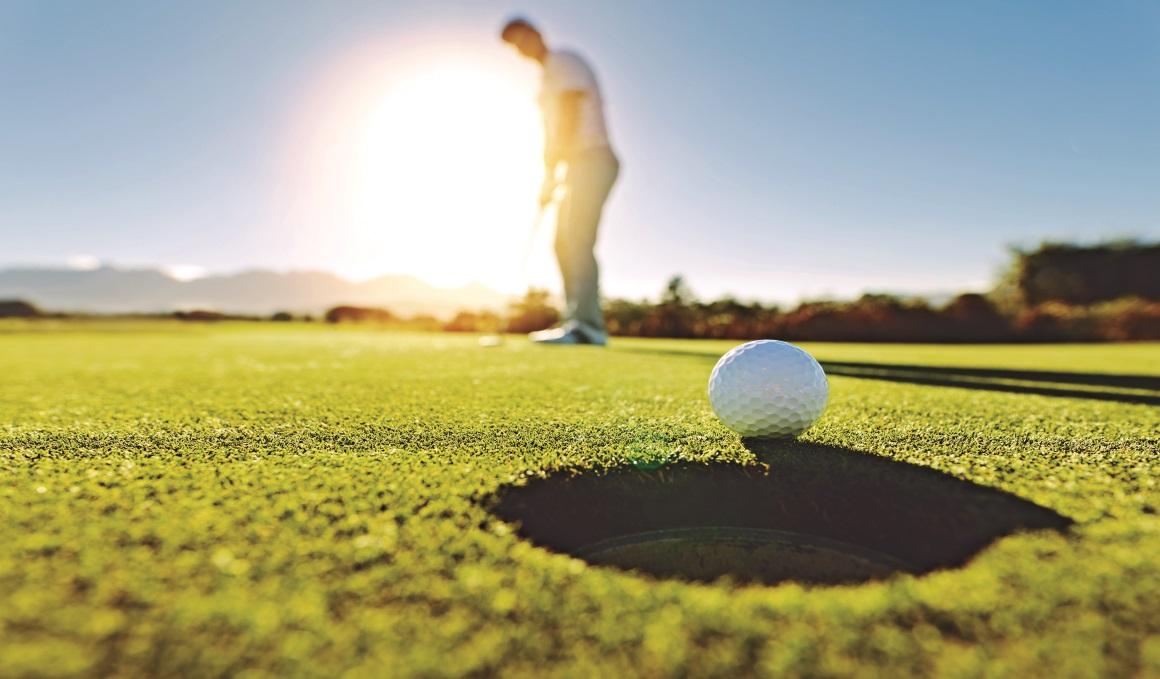 ¿Principiante en el golf? Mejora así tu putt