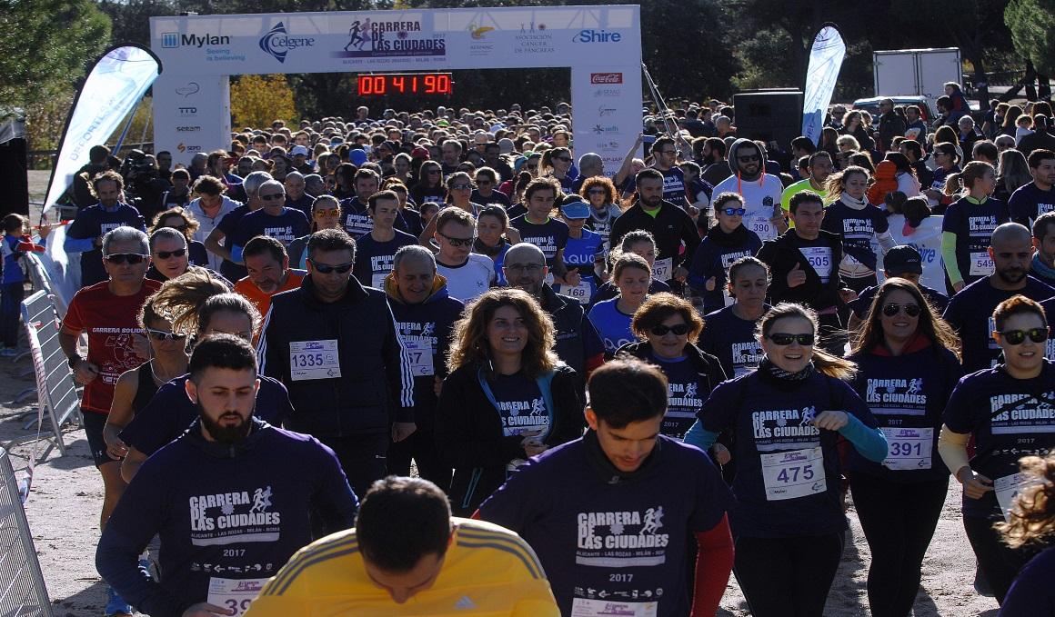 La 4ª Carrera de las Ciudades arranca el 4 de noviembre