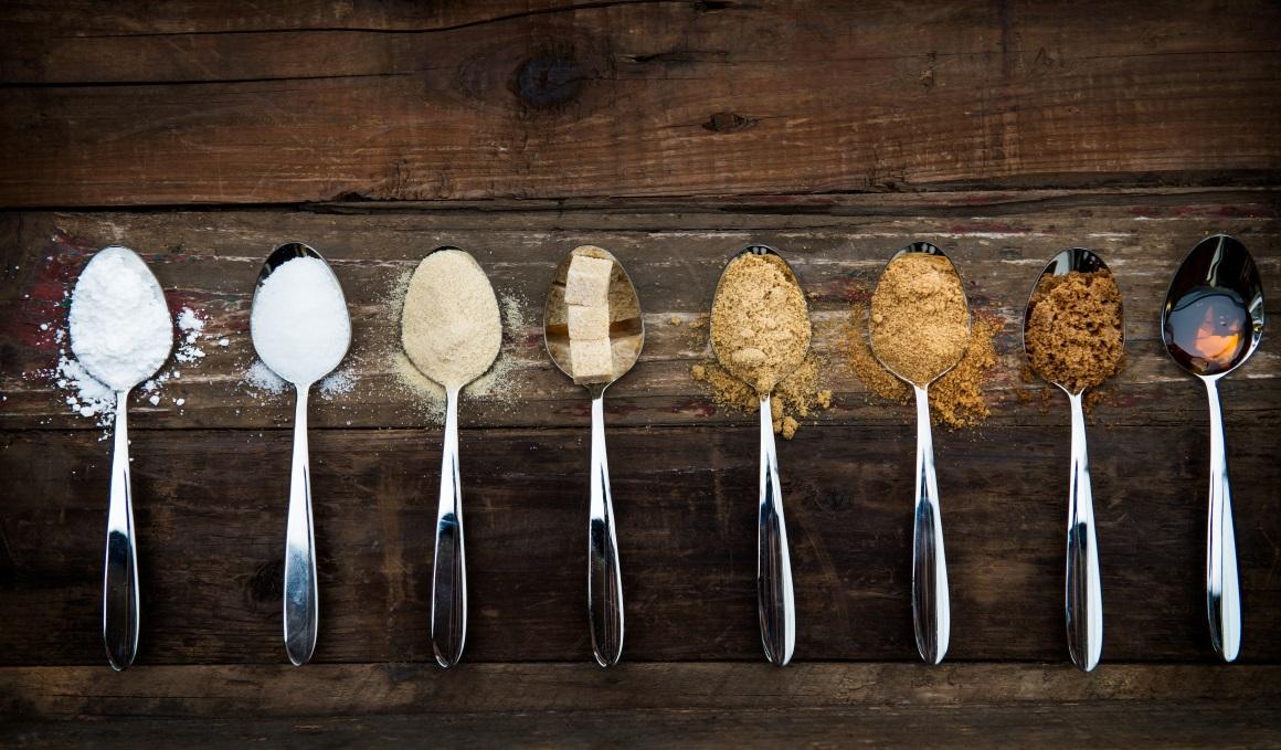 Las mejores alternativas a la sacarosa