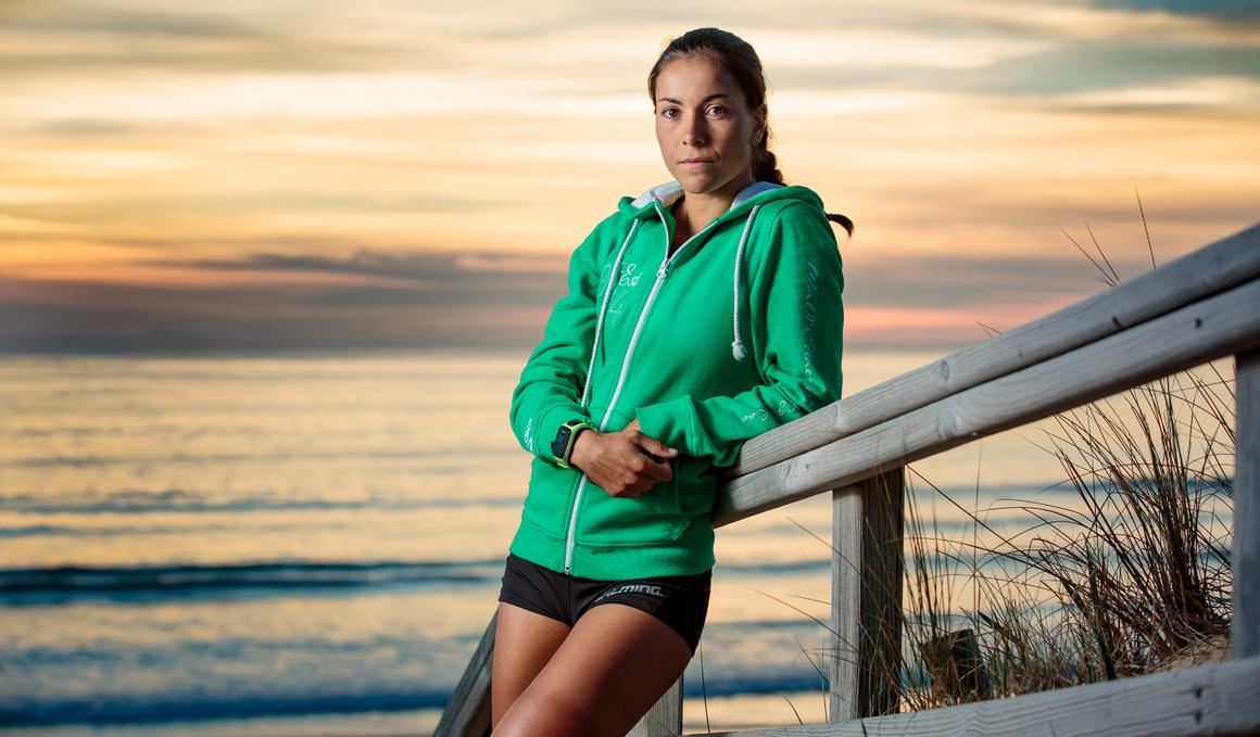 Los consejos de Saleta Castro para entrenar triatlón