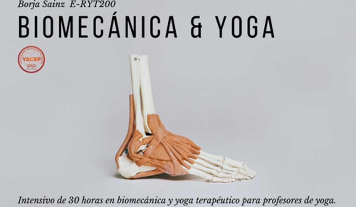 Taller Intensivo de Biomecánica & Yoga Terapéutico