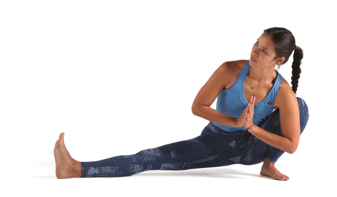 """Xuan Luan: """"El yoga está contribuyendo a que la gente sea más consciente"""""""