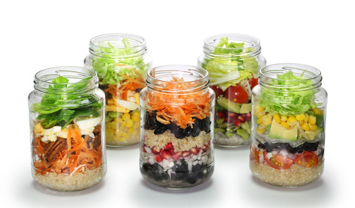 Proteínas para tus ensaladas