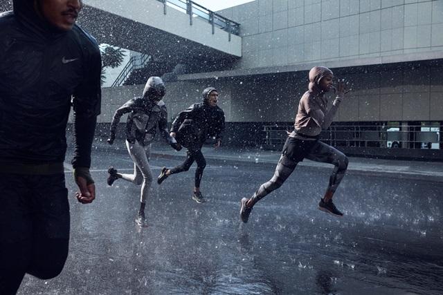 Asi es la nueva colección Nike Utility Running Collection