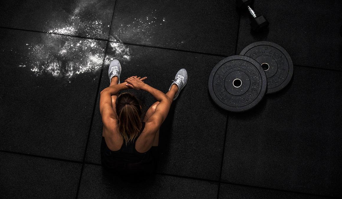 Que no falle nada en tu entrenamiento (ni el suelo)